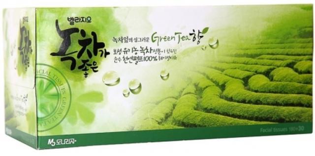 Беладжио салфетки для лица зеленый чай №210 купить в Москве по цене от 0 рублей
