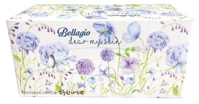 Беладжио салфетки для лица №280 купить в Москве по цене от 0 рублей