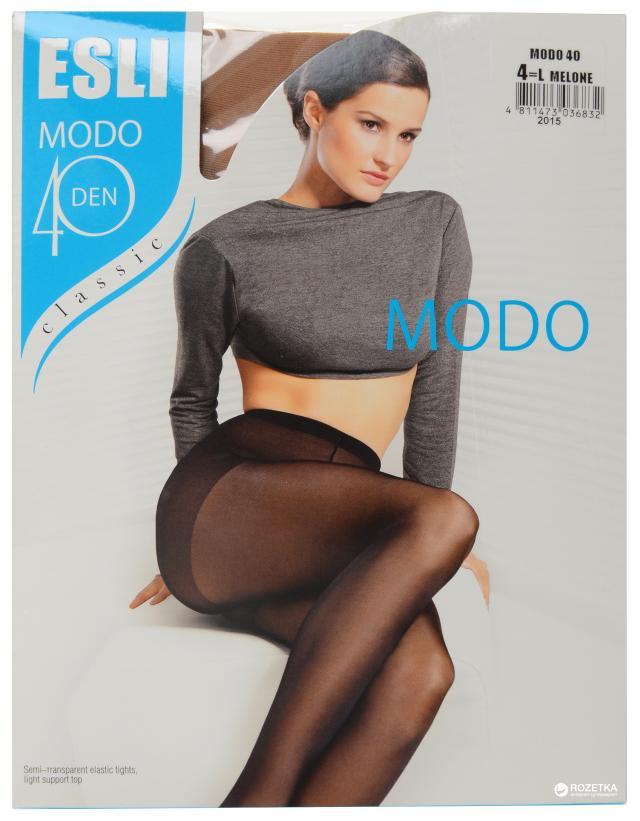 Эсли колготки Модо 40 р.2 черный купить в Москве по цене от 0 рублей
