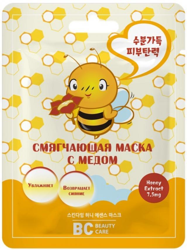 БиСи маска для лица смягч.мед 26мл купить в Москве по цене от 0 рублей