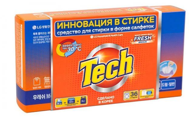 Тек салф.д/стирки Фреш Бриз №36 купить в Москве по цене от 0 рублей