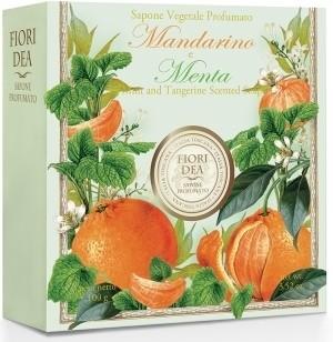 Фьери Дея мыло мандарин/мята 100г купить в Москве по цене от 264 рублей