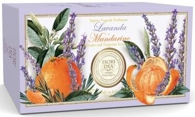 Фьери Дея мыло лаванда/мандарин 125гх2 купить в Москве по цене от 539 рублей