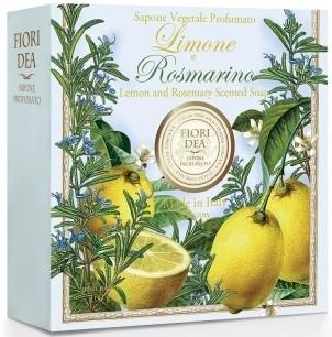 Фьери Дея мыло лимон/розмарин 100г купить в Москве по цене от 264 рублей