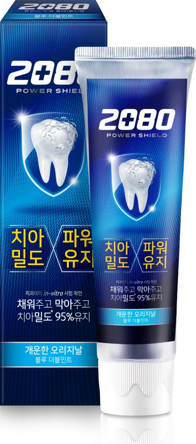 Дентал Клиник 2080 зубная паста Супер защита блю 120г купить в Москве по цене от 137 рублей