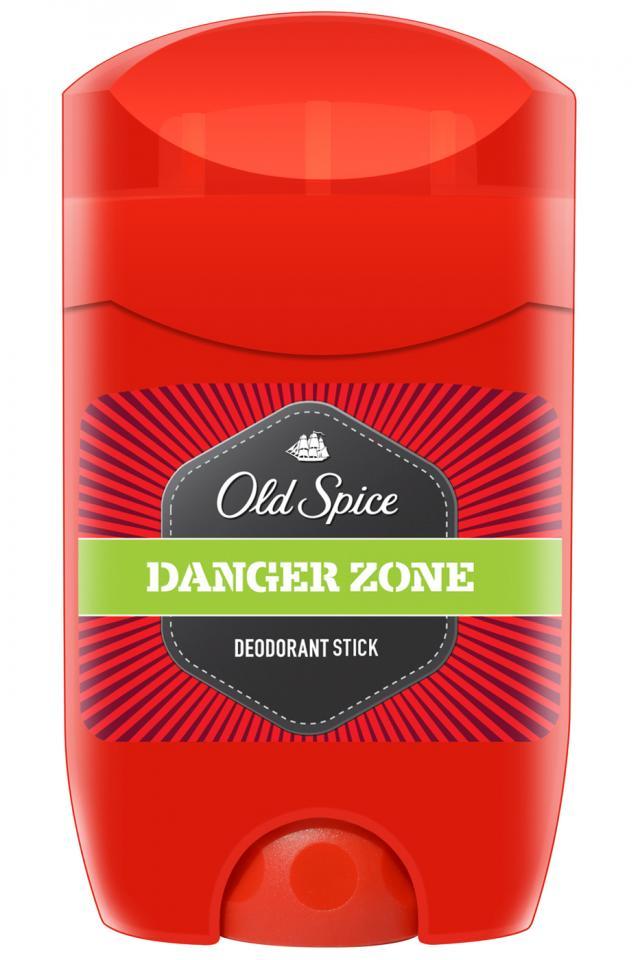 Олд Спайс дезодорант-стик Данжер Зон 50мл купить в Москве по цене от 0 рублей