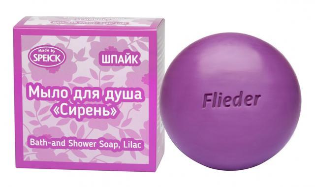 Шпайк мыло для душа Сирень 225г купить в Москве по цене от 0 рублей