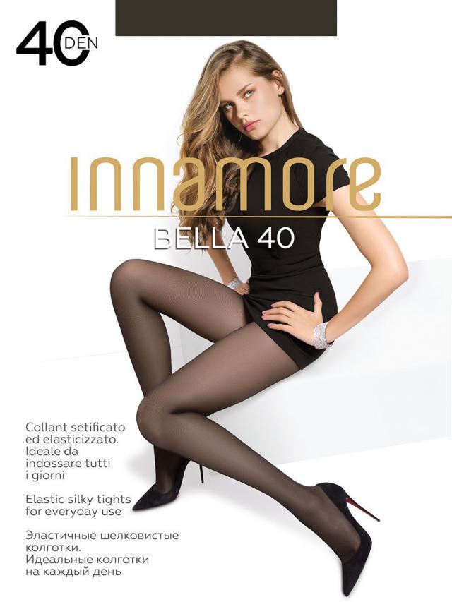 Иннаморе колготки Белла 40 р.4 черный купить в Москве по цене от 0 рублей