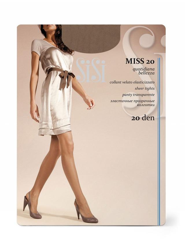 СиСи колготки Мисс 20 р.4 daino купить в Москве по цене от 209 рублей