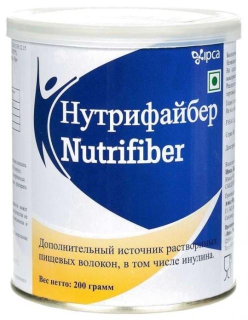 Нутрифайбер порошок 200г купить в Москве по цене от 612 рублей