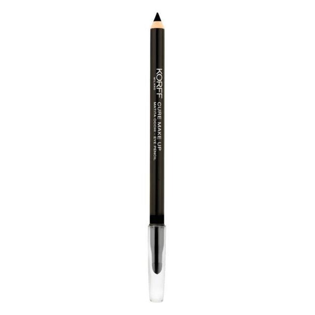 Корфф карандаш для глаз т.01 черный 1,05г купить в Москве по цене от 0 рублей