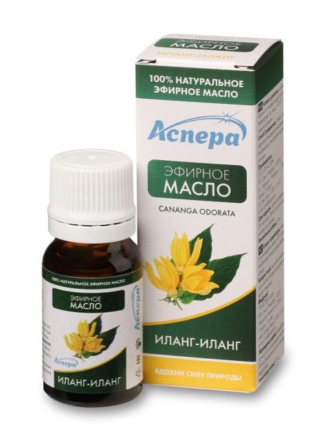 Аспера масло косм. иланг-иланг 10мл купить в Москве по цене от 130 рублей