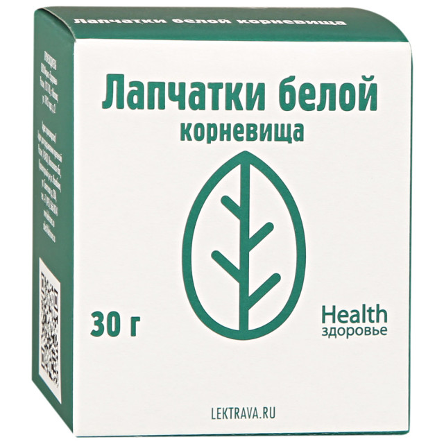Лапчатки корневища Здоровье 30г купить в Москве по цене от 176 рублей