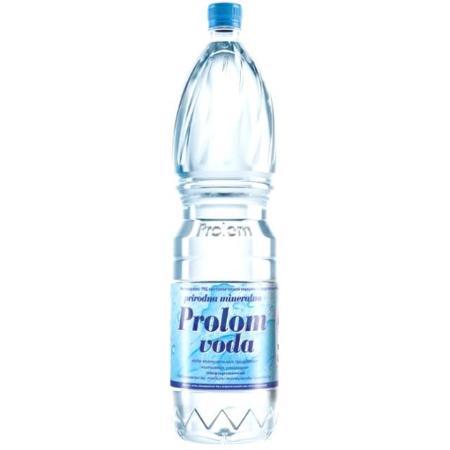 Вода минеральная Пролом 1,5л купить в Москве по цене от 212 рублей