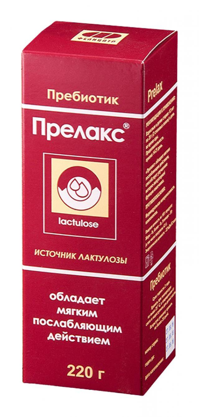 Прелакс сироп 250мл купить в Москве по цене от 0 рублей