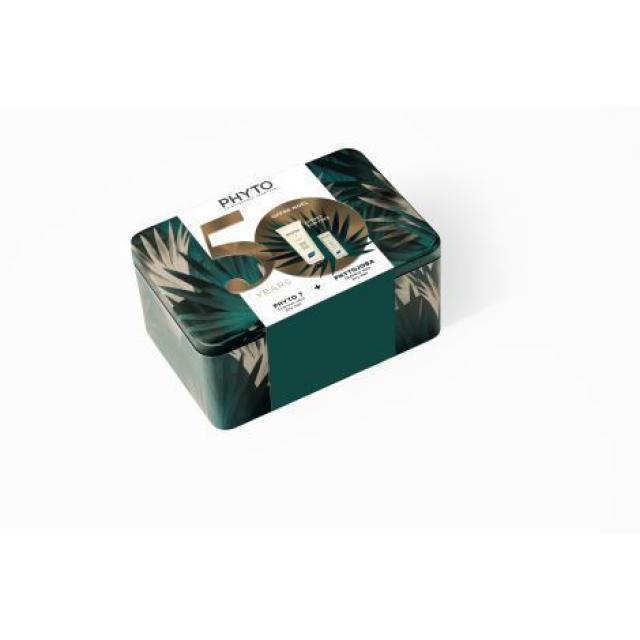 Фитосольба Фито-7 набор крем для волос 50мл+шампунь 100мл купить в Москве по цене от 0 рублей