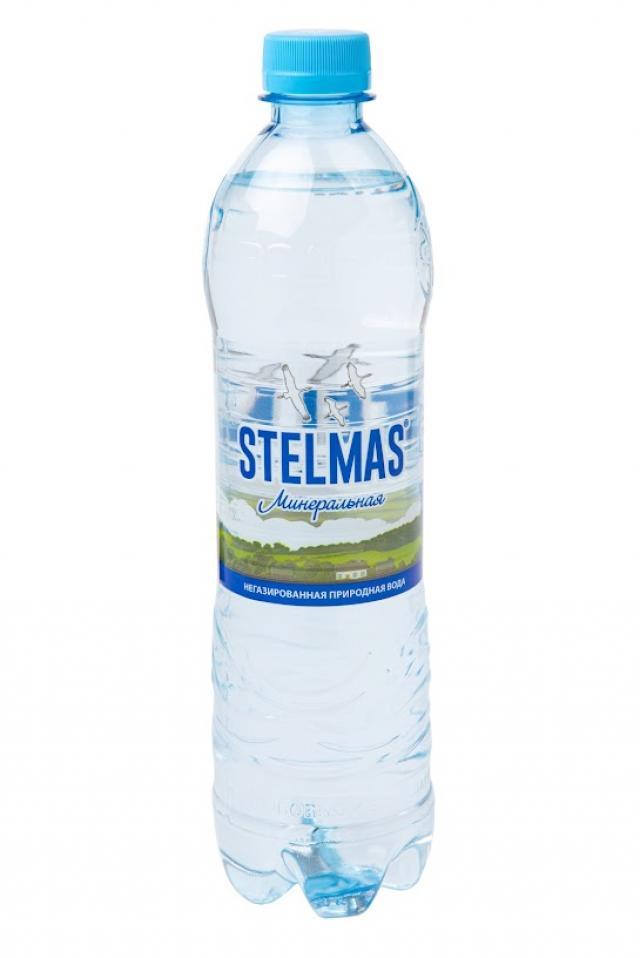 Вода минеральная Стелмас Минерал 0,6л (н/газ) купить в Москве по цене от 32 рублей