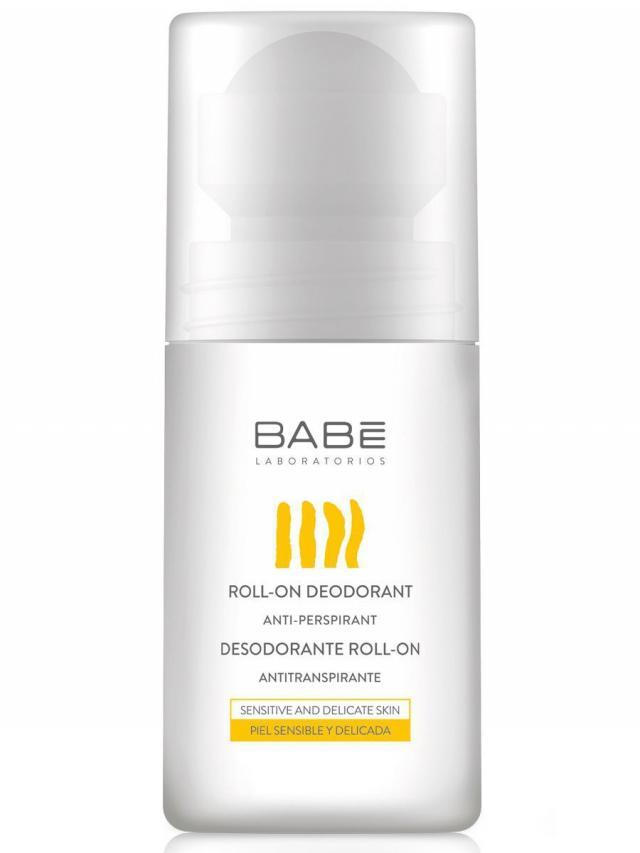 Бабе дезодорант-ролик 24ч 50мл купить в Москве по цене от 699 рублей
