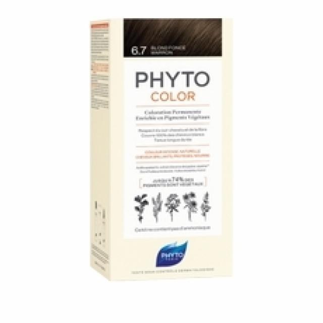 Фитосольба Фитоколор краска для волос т.6.7 темн.шоколад.блонд купить в Москве по цене от 1680 рублей