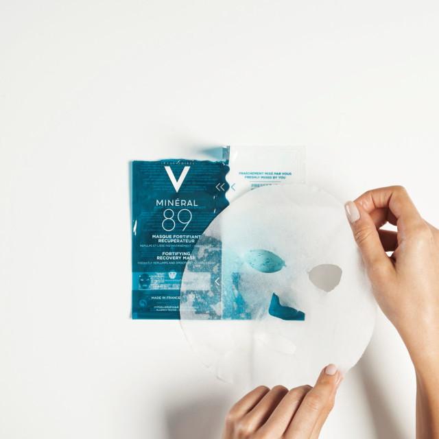 Виши Минерал 89 экспресс-маска 29г купить в Москве по цене от 406 рублей
