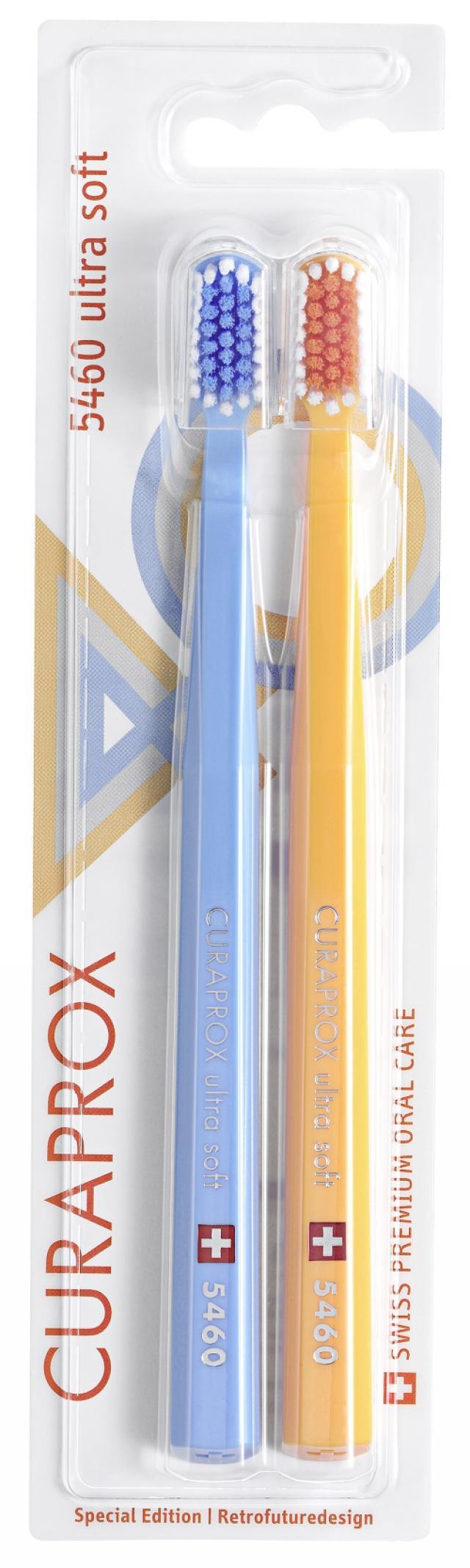 Курапрокс зубная щетка Ультрасофт Ретро Эдишн1 №2 CS5460/2 Retro Edition1 купить в Москве по цене от 1200 рублей