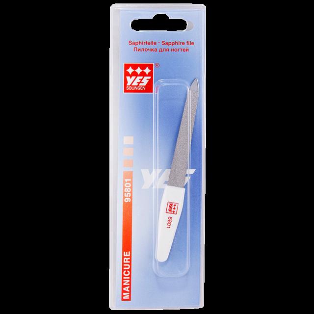 Йес пилка для ногтей сапфировая 10см 95801 купить в Москве по цене от 155 рублей