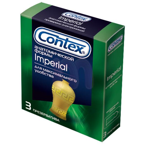 Контекс презервативы Imperial (плотнооблег.) №3 купить в Москве по цене от 152 рублей
