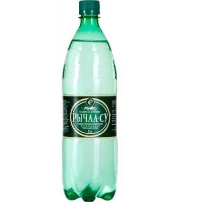 Вода минеральная Рычал-су 1л ПЭТ купить в Москве по цене от 78 рублей