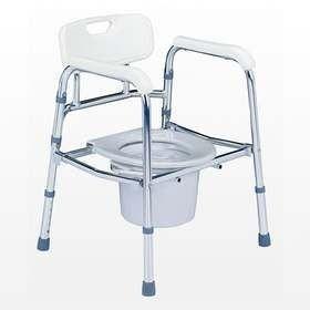 Кресло-туалет регулир. высоты склад. (68500/10580) купить в Москве по цене от 3820 рублей