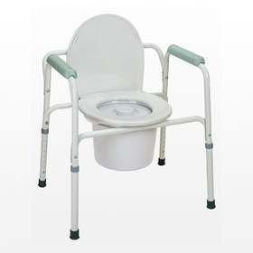 Кресло-туалет регулир. высоты (68100) купить в Москве по цене от 0 рублей