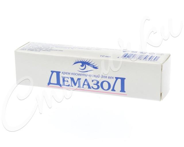 Демазол крем для век 10мл купить в Москве по цене от 211 рублей