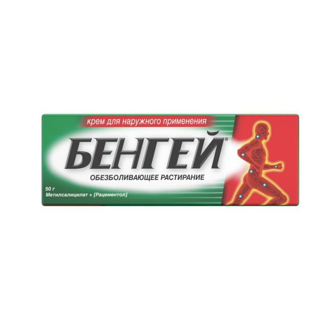 Бен-Гей крем 50г купить в Москве по цене от 0 рублей