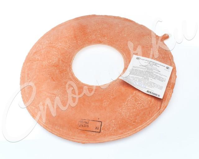 Круг резиновый подкладной КРП-Альфа №2 (380x130мм) купить в Москве по цене от 245 рублей