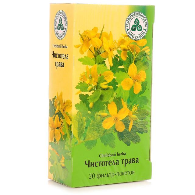 Чистотел большой трава 1,5г №20 купить в Москве по цене от 66 рублей