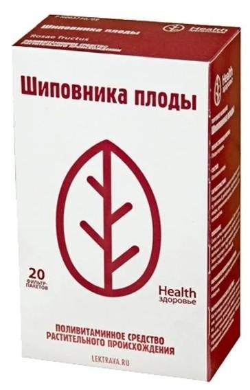 Шиповник плоды Здоровье 50г купить в Москве по цене от 56 рублей