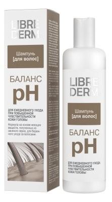 Либридерм шампунь pH-Баланс 250мл купить в Москве по цене от 362 рублей