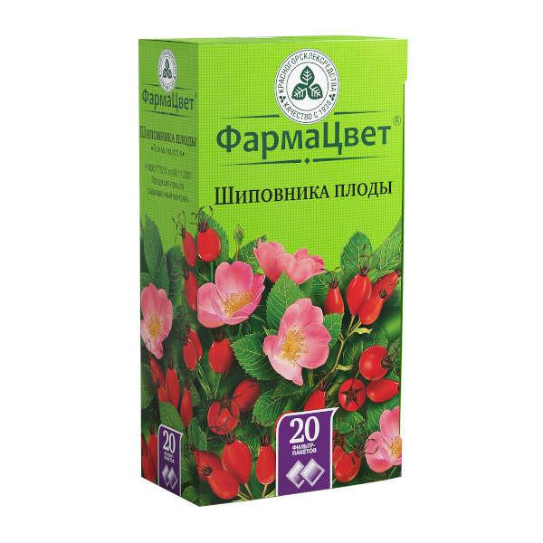 Шиповник плоды 2г №20 купить в Москве по цене от 82 рублей