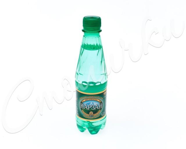 Вода минеральная Нарзан Золотой 0,33л ПЭТ купить в Москве по цене от 0 рублей