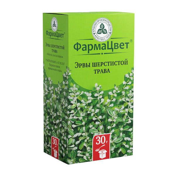 Эрва шерстистая (Пол-Пала) трава 30г купить в Москве по цене от 51 рублей