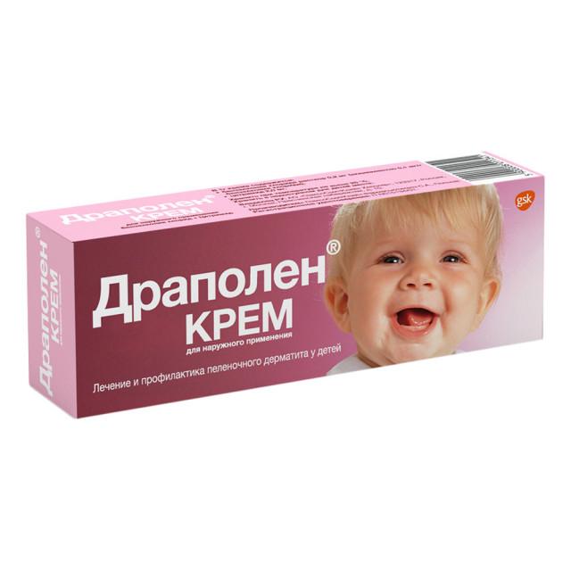 Драполен крем 55г купить в Москве по цене от 364 рублей