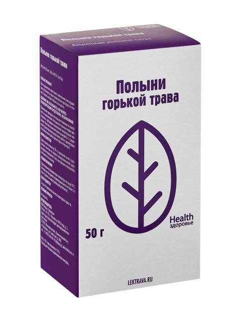 Полынь горькая трава Здоровье 50г купить в Москве по цене от 54 рублей