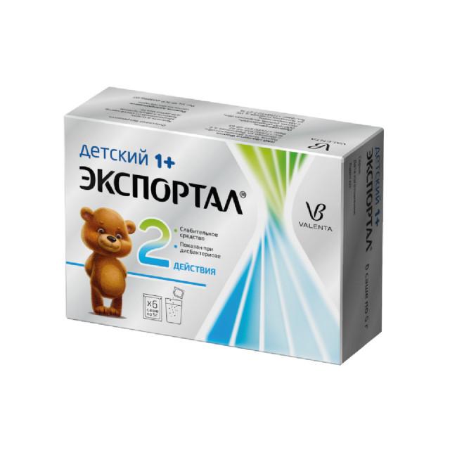 Экспортал порошок 5г №6 купить в Москве по цене от 276 рублей