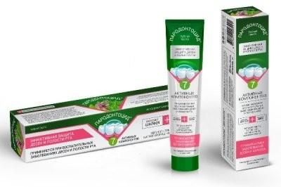 Пародонтоцид зубная паста 100мл купить в Москве по цене от 0 рублей