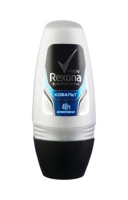 Рексона Мен дезодорант-ролик Кобальт 50мл купить в Москве по цене от 0 рублей