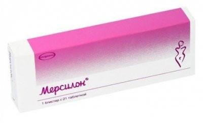 Мерсилон таблетки №21 купить в Москве по цене от 1590 рублей