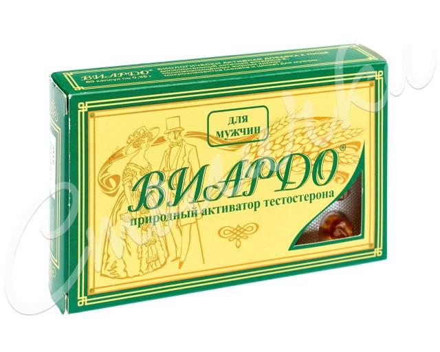 Виардо капсулы 380мг №60 купить в Москве по цене от 341 рублей