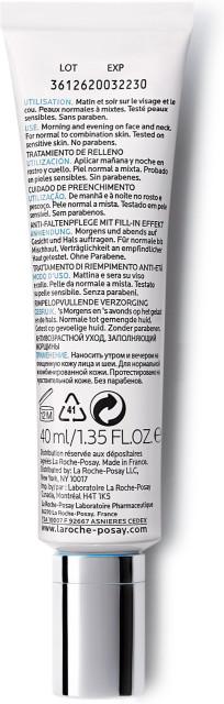 Ля рош позе Редермик С крем-филлер для лица д/норм./комб.кожи 40мл купить в Москве по цене от 2500 рублей