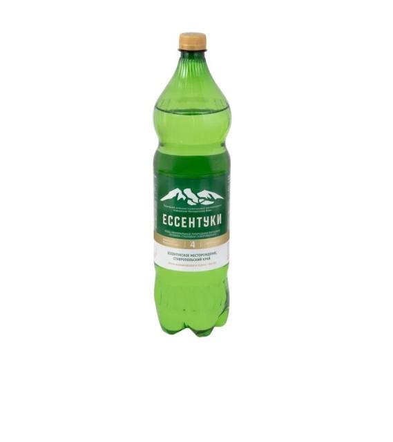 Вода минеральная Ессентуки №4 1,5л купить в Москве по цене от 94 рублей