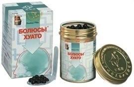 Болюсы Хуато пилюли 80г купить в Москве по цене от 928 рублей