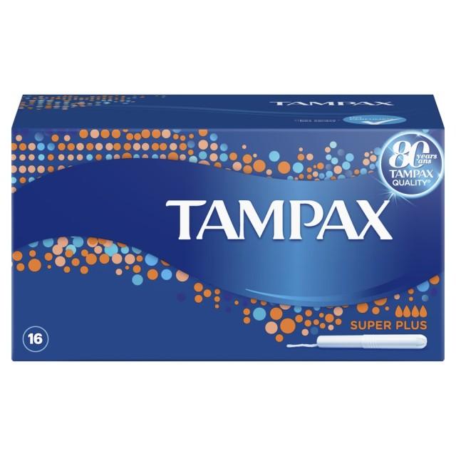 Тампакс тамп. супер плюс №16 купить в Москве по цене от 219 рублей